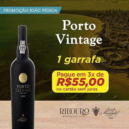 PROMO JOÃO PESSOA - Quinta Maria Izabel, Porto Vintage 2012, 750ml, 1 garrafa