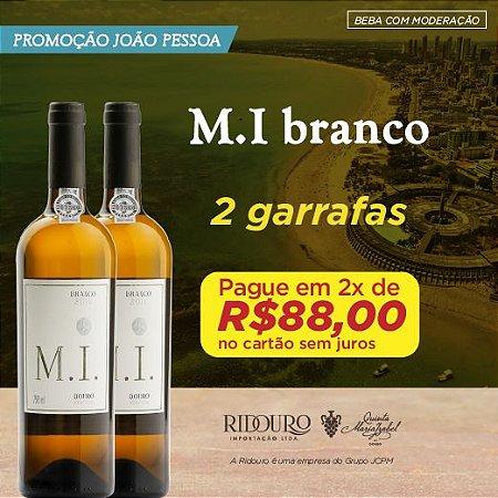 PROMO JOÃO PESSOA - 2 GARRAFAS DE MI BRANCO