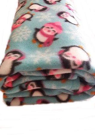 Cobertor Pinguim Tam. G