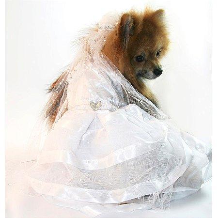 Vestido de Noiva Tam. M