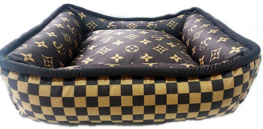 Cama Inspiração Louis Vuitton