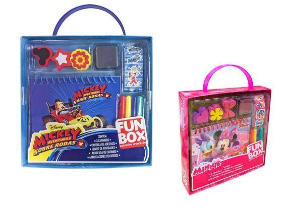 Fun Box Caixinha Divertida Disney