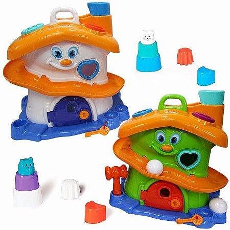Brinquedo Casinha De Atividades Activity House Calesita