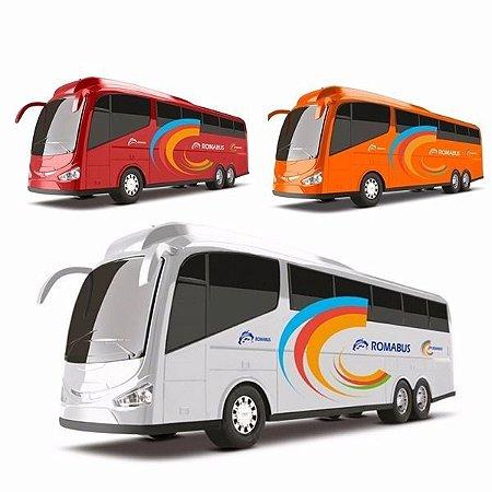 Ônibus de Brinquedo Romabus Executive