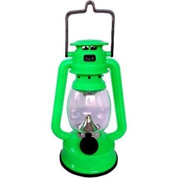 Lanterna Lampião Recarregável para Acampamento Monaliza