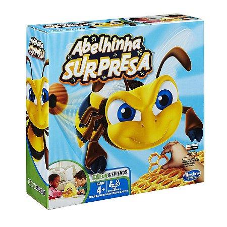 Jogo Abelhinha Surpresa Hasbro