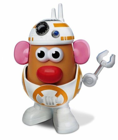 Boneco Senhor Batata Star Wars Mr. Potato Hasbro