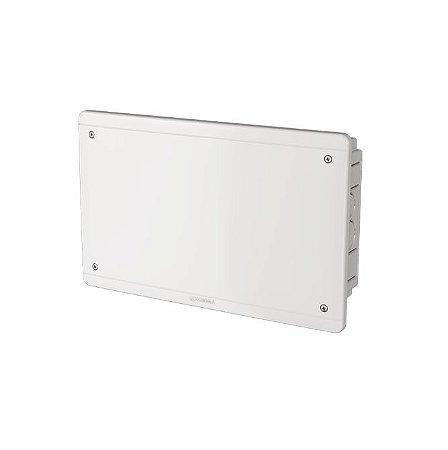 Krona Caixa de Passagem Eletrica Branca 30x35 Embutir