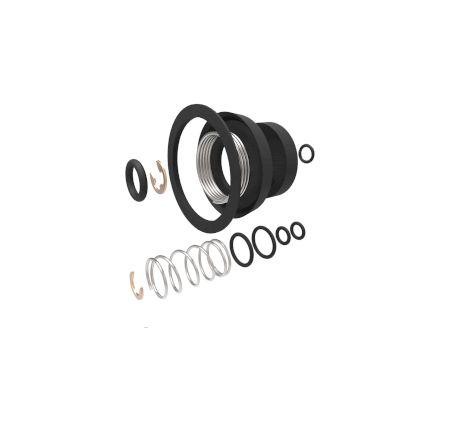 Blukit Kit Reparo Vedações e Mola Válvula de Descarga Hydra Luxo/Master 1.1/4 349418