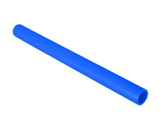Amanco Industrial Tubo PPR Azul PN20 com 3 metros