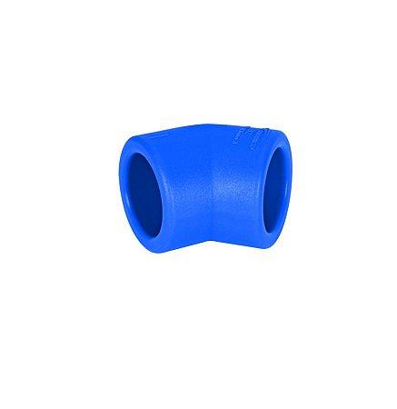 Amanco Industrial Joelho 45 F/F PPR Azul