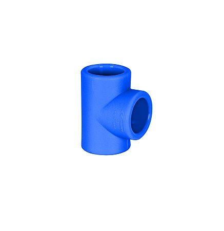 Amanco Industrial Te Normal PPR Azul