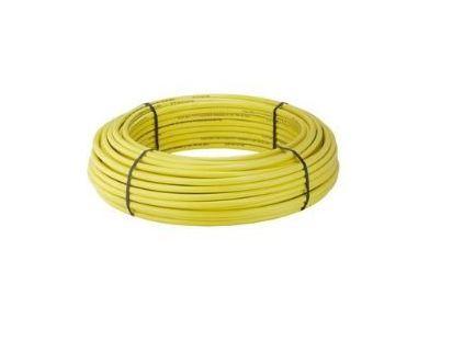 Prensar Gas Tubo Multicamada Amarelo Para Gas Dn32