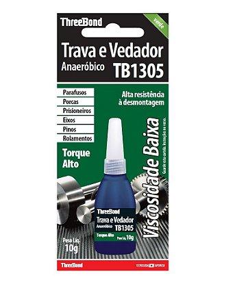 TB TRAVA E VEDADOR ANAEROBICO TB1305 / 10G- THREE BOND VERDE