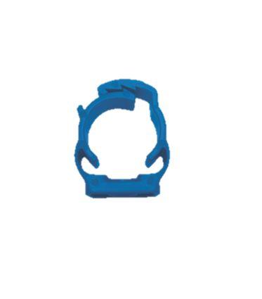Tf Abracadeira Tipo U Com Trava Azul Dn 32