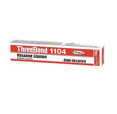 Tb Vedador Semi-Secativo 1104 100G Three Bond - Veda Junta/Rosca