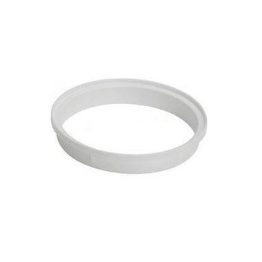 Dacunha Porta Grelha Plastico Branco Redondo Dn 100