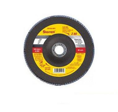 Starrett Disco Flap Conico 115X80