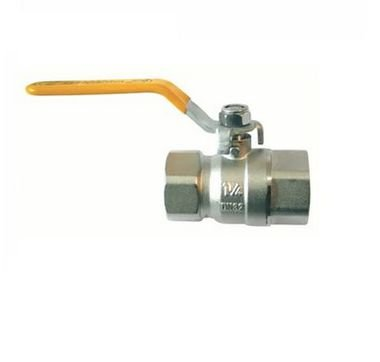 "Emmeti Valvula Esfera Alavanca Para Gas FxF Dn 1.1/2"" - Linha Sfera"