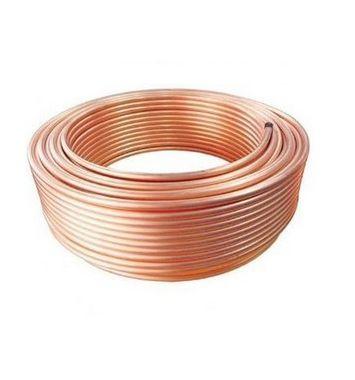 Eluma Tubo De Cobre Flexivel (0.123Kg/M) Tubogas Dn 1/4