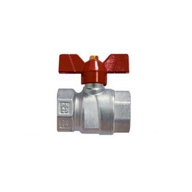 Emmeti Valvula Esfera Agua Fxf Borboleta Dn 1/2