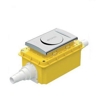 Emmeti Valvula Esfera Embutir Gas Box 3/4