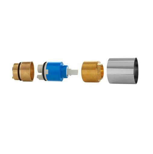 Blukit Prolongador Para Monocomando De Chuveiro E Ducha Higienica Deca (Mod.Atual) 160132-41