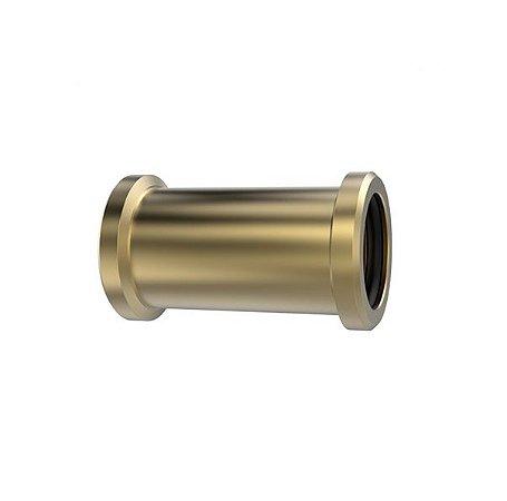 Blukit Luva de Correr em Latao Para Tubo de PPR 32mm 171025-21