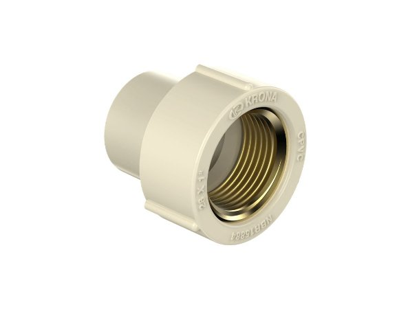 Krona Ultraterm® Cpvc Conector Femea