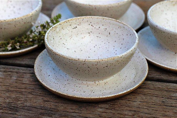 Comedouro Ceramica Anti Formiga