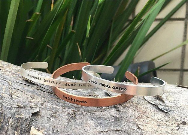 Bracelete Personalizado