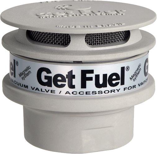 """Válvula Magnética para Suspiro de Tanques 2"""" Get Fuel"""