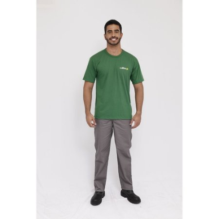 Br41 Uniforme Profissional Camiseta de Malha Lubrax+ Petrobras