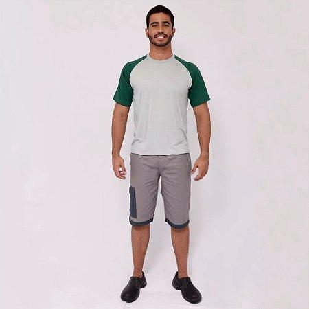 Farda Uniforme Profissional Unissex Casual Camisa Wind