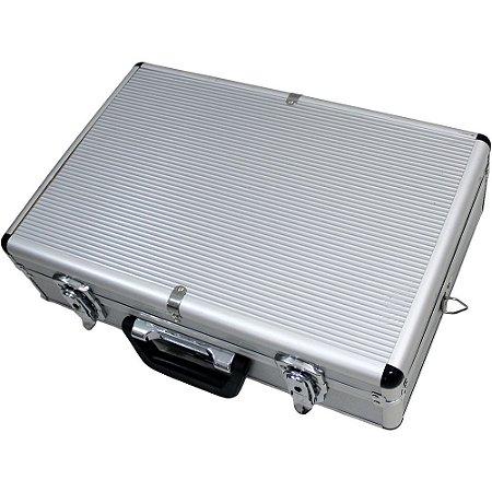 Kit de análise de Combustível Maleta Anti-choque Alumínio Vazia Rivaterm