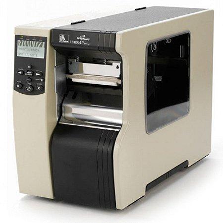 Impressora industrial de Etiquetas Zebra 110Xi4 300dpi - Ethernet