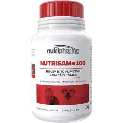 Suplemento Alimentar Nutrisame 100 para Cães e Gatos
