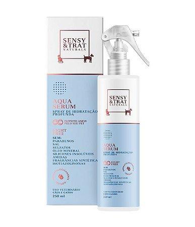 Spray Hidratação Sensy Trat Aqua Sérum Centagro