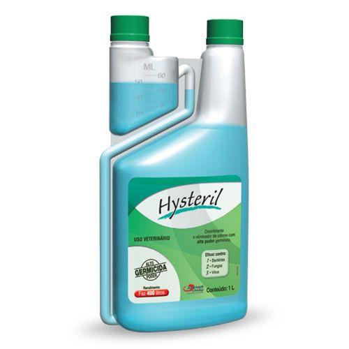 Desinfetante Agener União Hysteril - 1 Litro
