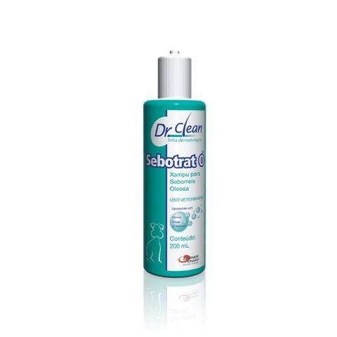 Shampoo Dr Clean Sebotrat O para Cães - 200 mL