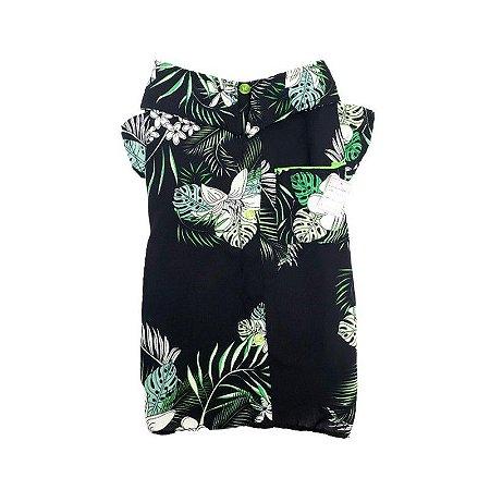 Camisa floral para cães N°6