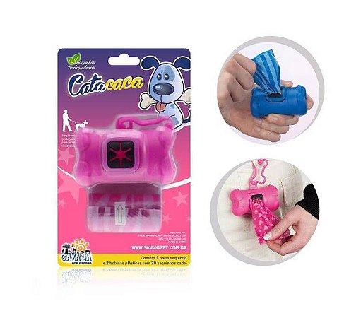 Kit Higiene Chalesco para Coleiras (cata caca)