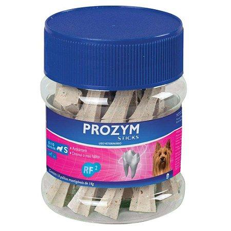 Palitos Mastigáveis Ceva Prozym Sticks para Limpeza e Higiene Bucal dos Cães (S)