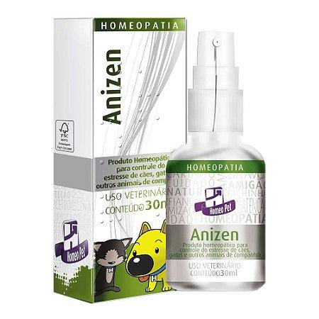 Sistema de Terapia Homeopet Calmante Anizen - 30 mL