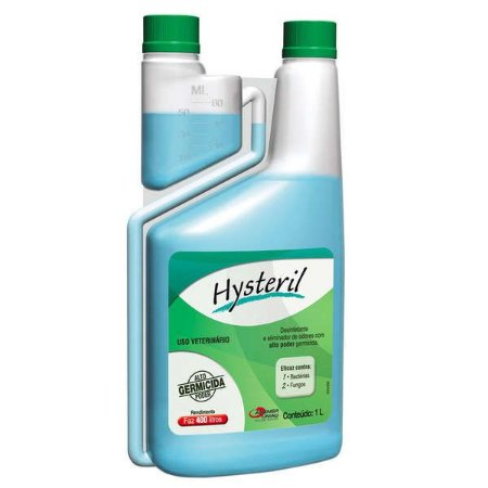 Desinfetante Agener União Hysteril 1000ml
