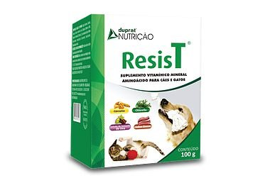 Resist Suplemento Vitamínico 30g