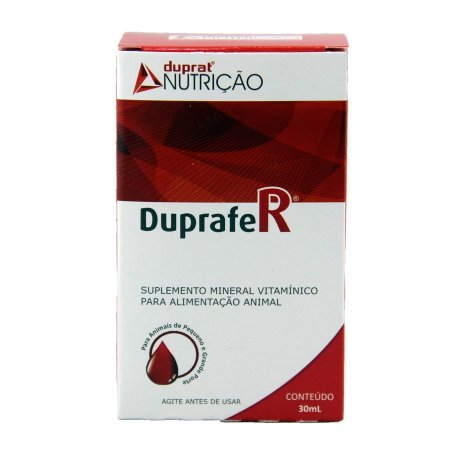 Duprafer Suplemento Duprat 30ml