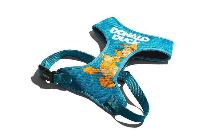 Peitoral para cachorros Mesh Plus Pato Donald
