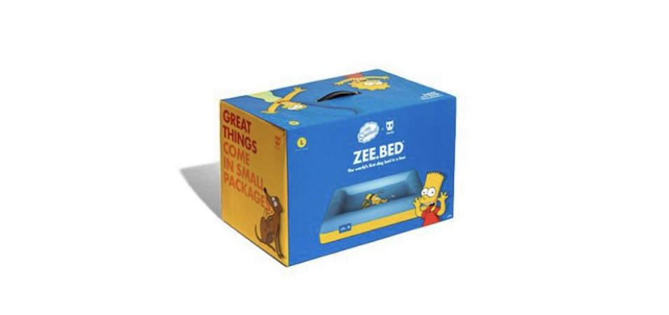 Cama Zee.Bed Simpsons