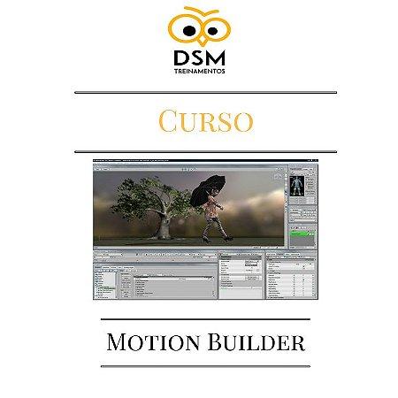 Animação de Personagem 3D (Motion Builder)